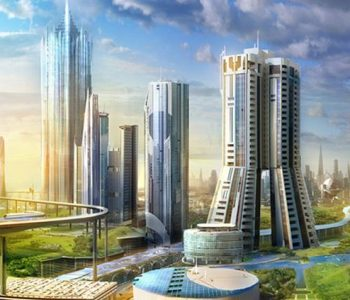 neom city the future