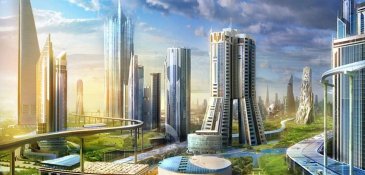 neom city the future