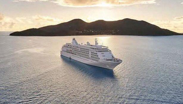 Cruise Ships Red Sea Saudi Arabia
