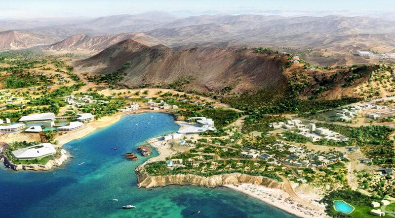 Saudi Arabia Giga Projects - Amaala Project