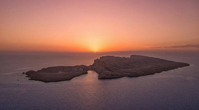 Saudi Arabia Giga Projects - NEOM Bay Project