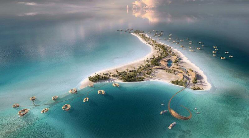 Saudi Arabia Giga Projects - The Red Sea Project