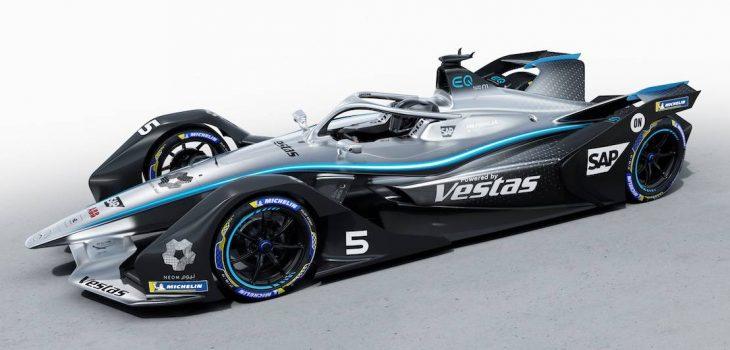 NEOM Mercedes-Benz EQ Formula E