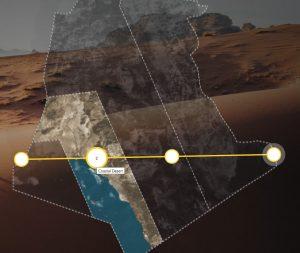 The Line Desert Coastal NEOM Real Estate & Property